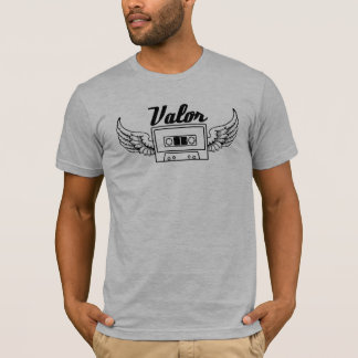 Valor - The Cassette & Wings T-Shirt