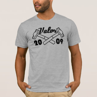 Valor - The Hammers T-Shirt