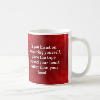 Valorado desmesuradamente… taza