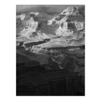 Valores del parque nacional del Gran Cañón Tarjetas Postales