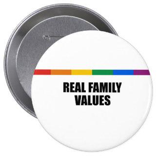 Valores familiares reales pin
