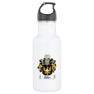 Valori Family Crest 18oz Water Bottle