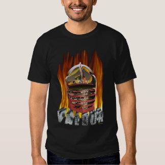 valour and fire tee shirt