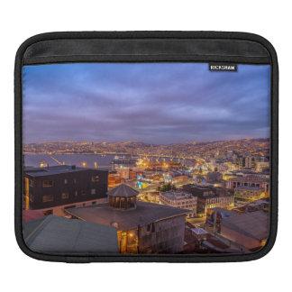 Valparaiso AT Night Sleeve For iPads