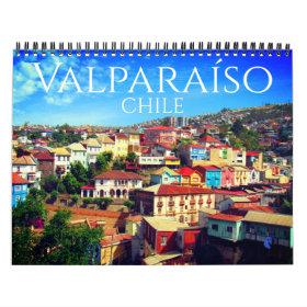valparaíso chile 2021 calendar