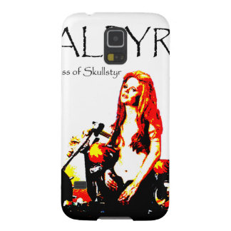 Valpyra & The Grim Reaper Hog by Valpyra Galaxy S5 Covers