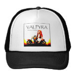 Valpyra & The Grim Reaper Hog by Valpyra Hats