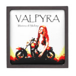 Valpyra y el cerdo del parca por Valpyra Cajas De Regalo De Calidad
