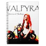 Valpyra y el cerdo del parca por Valpyra Libreta