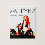 Valpyra y el cerdo del parca por Valpyra Puzzle Con Fotos