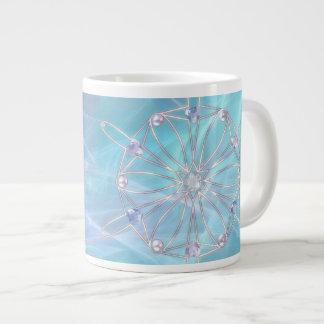 Vals de la taza de la especialidad de los copos de tazas jumbo