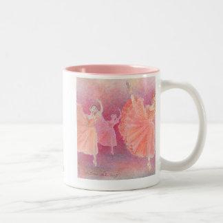 Vals de la taza de las flores (personalizable)