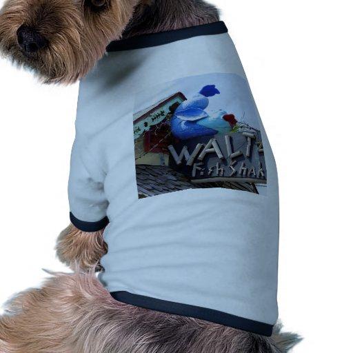 Vals Camisas De Mascota