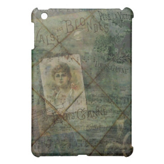 Valse des Blondes iPad Mini Cover