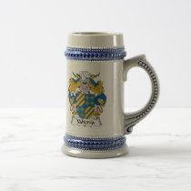 Valterra Family Crest Mug