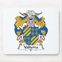 Valterra Family Crest Mousepad