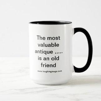 Valuable Antique Mug