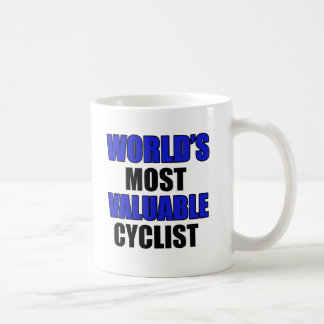 valuable cylist coffee mug
