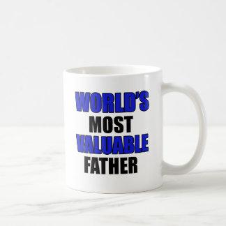 valuable father coffee mug