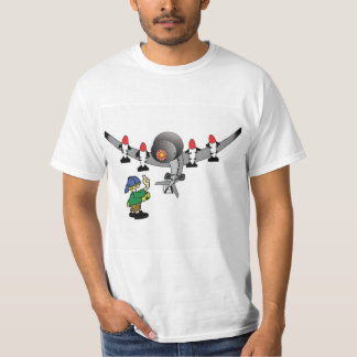 Value Ant-drone T-shirt