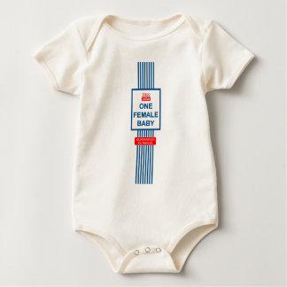 Value Brand Baby - Female Baby Bodysuit
