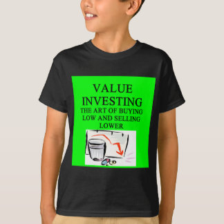 value investing T-Shirt