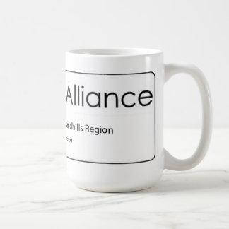 Value mug with logo
