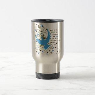 Value of Birds 15 Oz Stainless Steel Travel Mug
