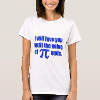 Value of Pi Love T-Shirt