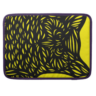 Valued Meaningful Easygoing Open MacBook Pro Sleeve