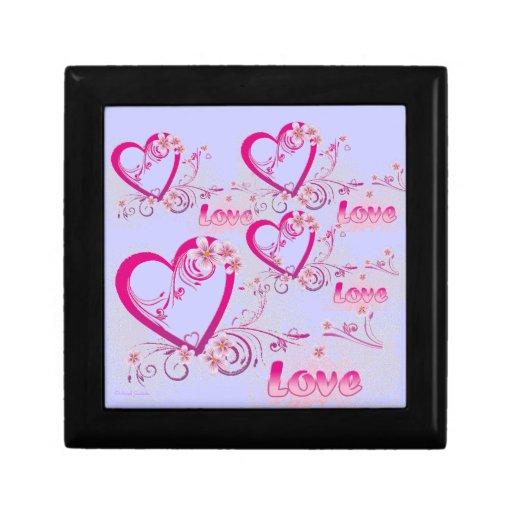 Valuegem Forever Heart's Gift Box