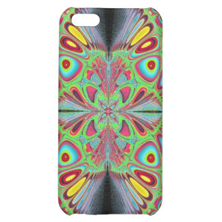 Valuegem Peacock Feathers iPhone Hard Shell Case iPhone 5C Cover