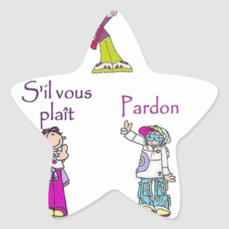 VALUES Of FRANCE.png Star Sticker