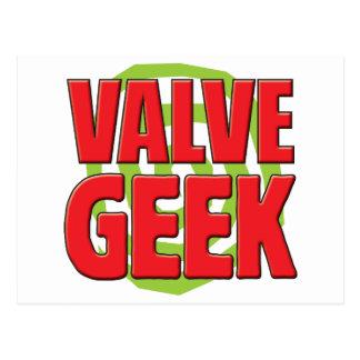Valve Geek Post Cards