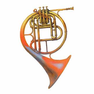 Valve Horn Sculpture Photo Sculptures