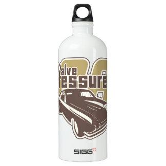 Valve Pressure 06 Aluminum Water Bottle