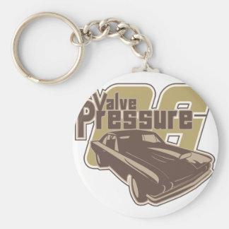Valve Pressure Keychain