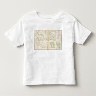 Valverde, Shiloh, Ft Craig, Roanoke Island Toddler T-shirt