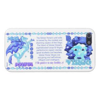 Valxart 1942 2002 zodiac water horse born in Virgo iPhone 5 Cover
