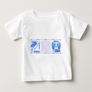 Valxart 1942 2002 zodiac water horse born leo infant t-shirt