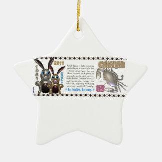 Valxart 1951 2011 2071 cánceres del zodiaco de Met Ornamentos De Reyes Magos