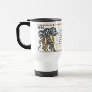 Valxart 1961 2021 MetalBull zodiac Aquarius 15 Oz Stainless Steel Travel Mug