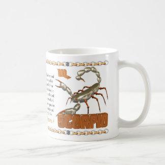 Valxart 1961 2021 MetalBull zodiac Scorpio Coffee Mug