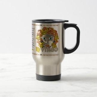 Valxart 1961 2021 MetalBull zodiac Virgo 15 Oz Stainless Steel Travel Mug