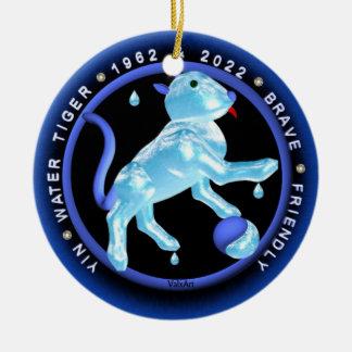 Valxart 1962 2022 aries del zodiaco de WaterTiger Ornaments Para Arbol De Navidad
