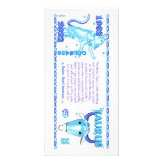 Valxart 1962 2022 WaterTiger  zodiac Tautus Custom Photo Card
