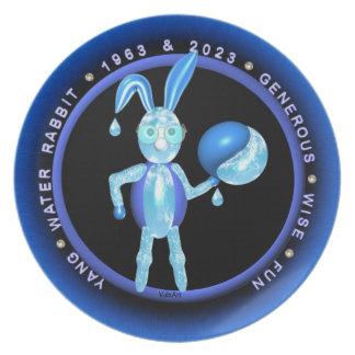 Valxart 1963 2023 géminis del zodiaco de platos