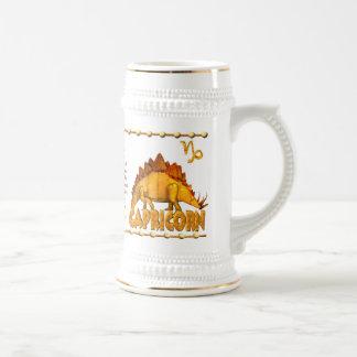 Valxart 1964 2024 Wood Dragon zodiac Capricorn Beer Stein