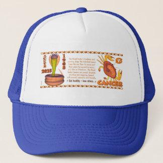 Valxart 1965 2025 Wood Snake zodiac Cancer Trucker Hat