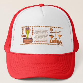 Valxart 1965 2025 Wood Snake zodiac Libra Trucker Hat